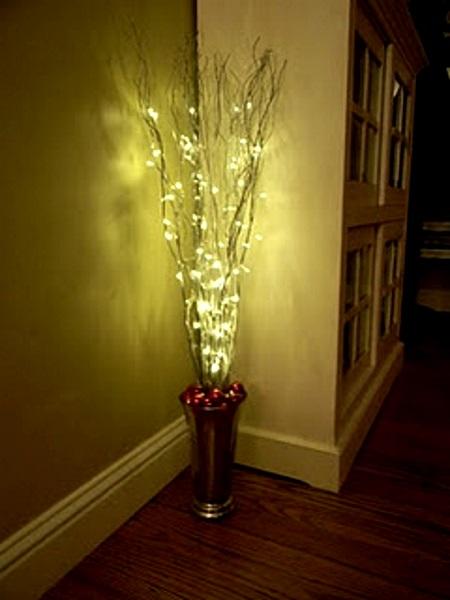 Cool Christmas Light Ideas Indoors Decorations Best Extraordinary Indoor Hanging I