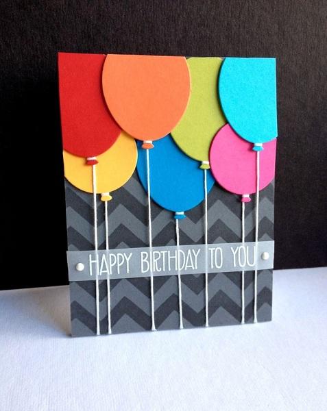 Cute Handmade Cards For Birthday Cardss