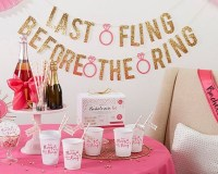 50 DIY Bridal Shower Party Ideas - Pink Lover
