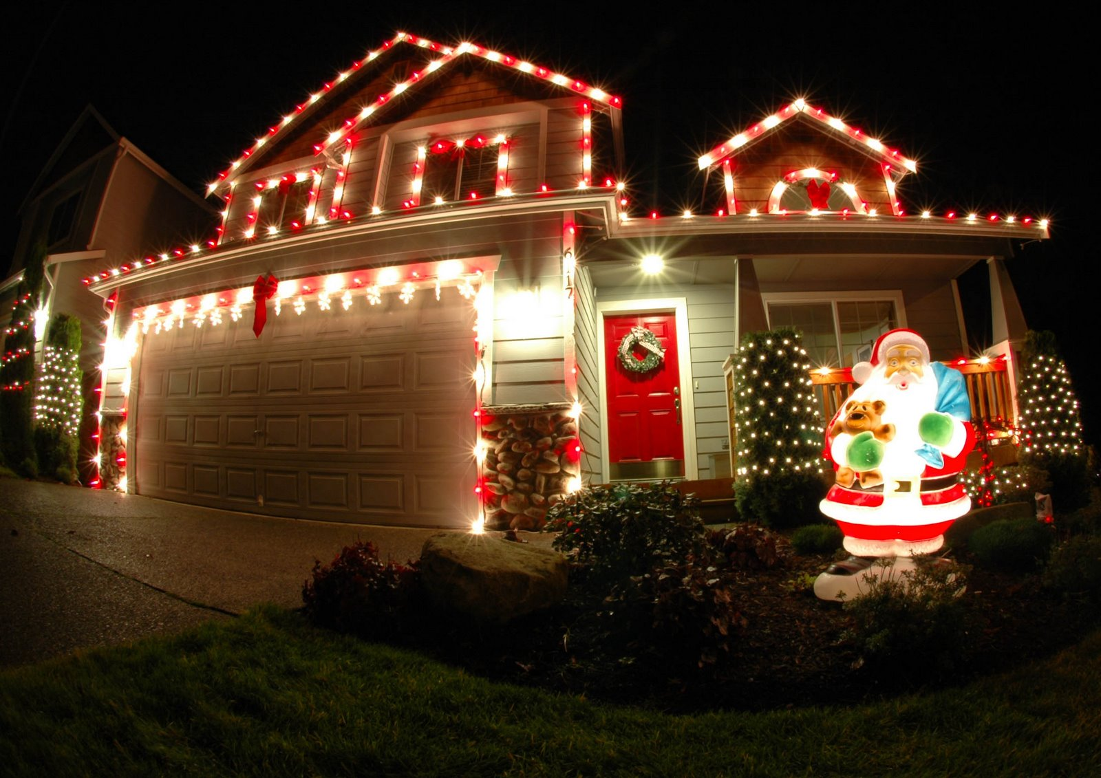 Christmas House Ideas christmas house decoration ideas outdoor