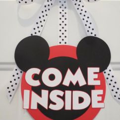 Chair Covers Ideas Swivel For Van 58 Mickey Mouse Birthday Party 2016 - Pink Lover