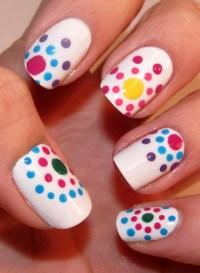 Basic Nail Art Designs - Pink Lover