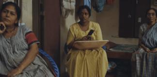Kerala Family watching tv serial