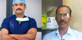 Vijay and Dr. Anoop