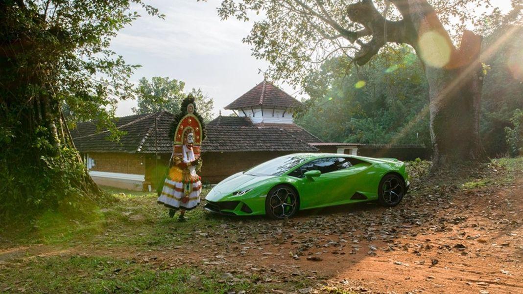 Vimal Chandran I Lamborghini I The Meeting Place