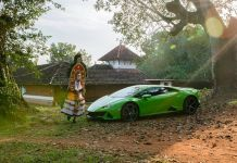 Vimal Chandran I Lamborghini I The Meeting Place