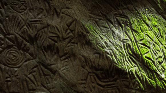 Edakkal Caves, Wayanad. Source: keralaculture.org