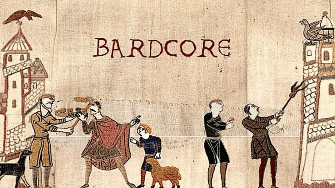 Say Hello To Bardcore, Internet's Latest Trend
