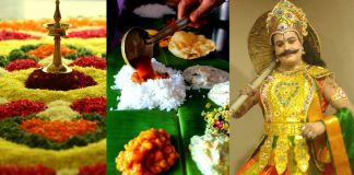 Kerala Onam and Mahabali