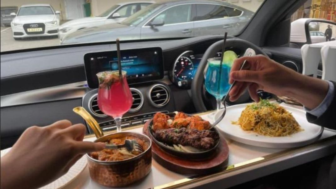 Kerala Restaurants With In-car Dining Services