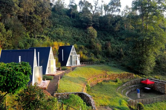 Experience Wilderness In This Unique Property In Munnar