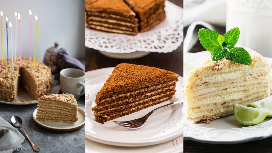 Russian Honey Cakes Kerala