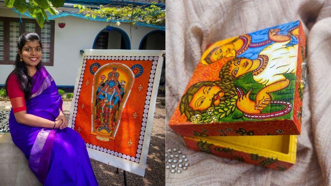 Get Beautiful Mural Paintings From Kukkoos Nest
