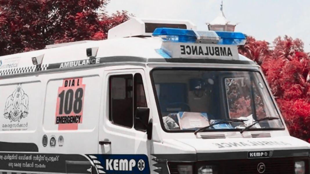 Kerala's 108 Ambulance Service
