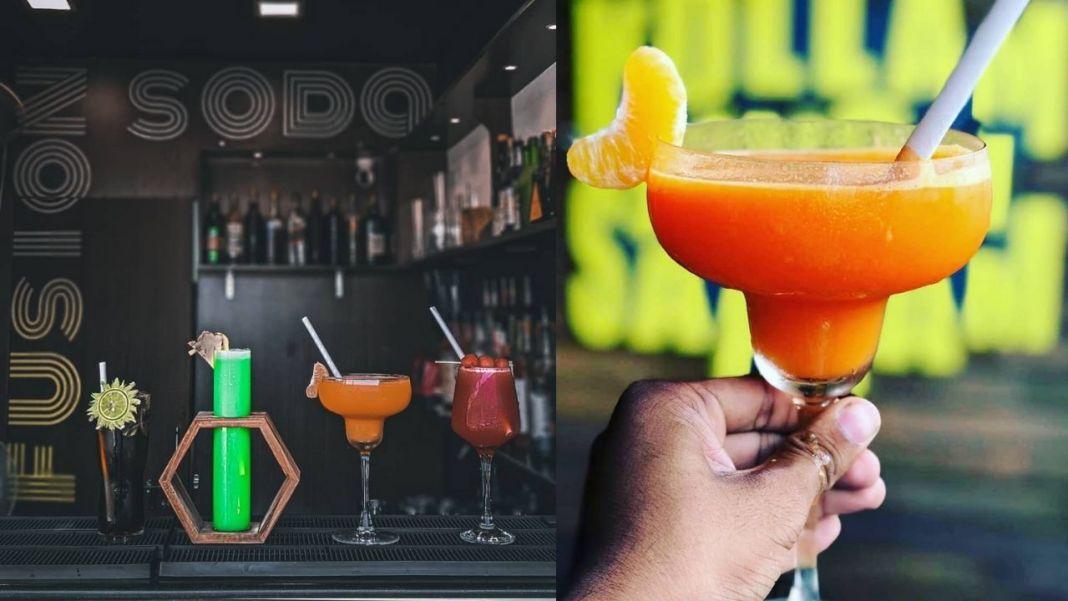 Kerala's First Mocktail Bar