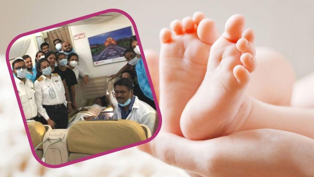 Kerala Woman Gives Birth On London-Kochi Air India Flight