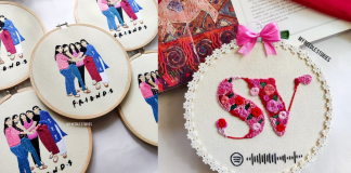 Embroidery Artist Kerala