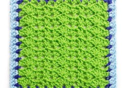 Variations on a Theme Square #3 Mystery Crochet Along