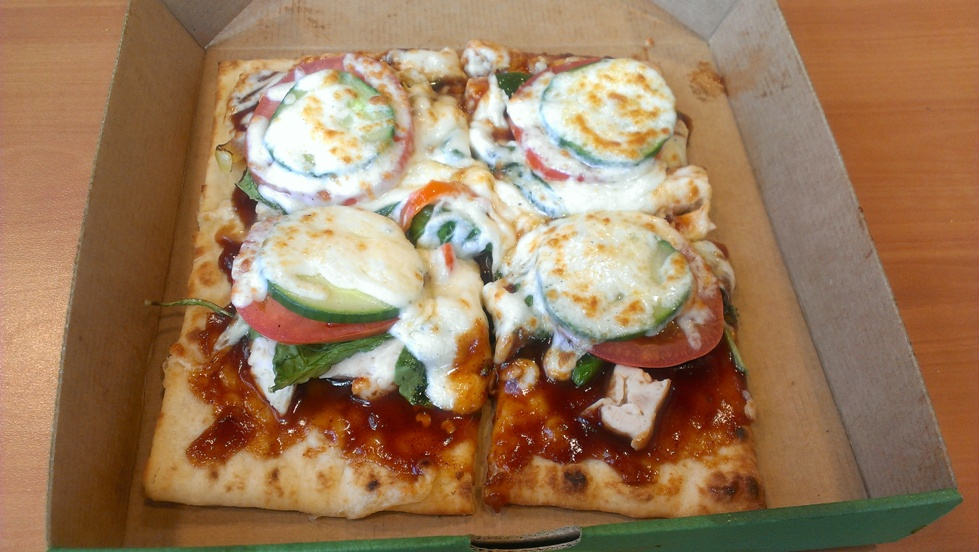 subway flatizza constant cravings