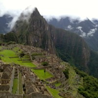 Rendered Speechless in Machu Picchu