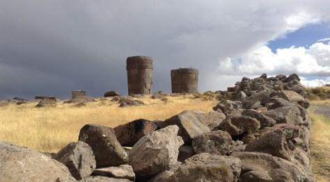 More Inca Funerary Towers