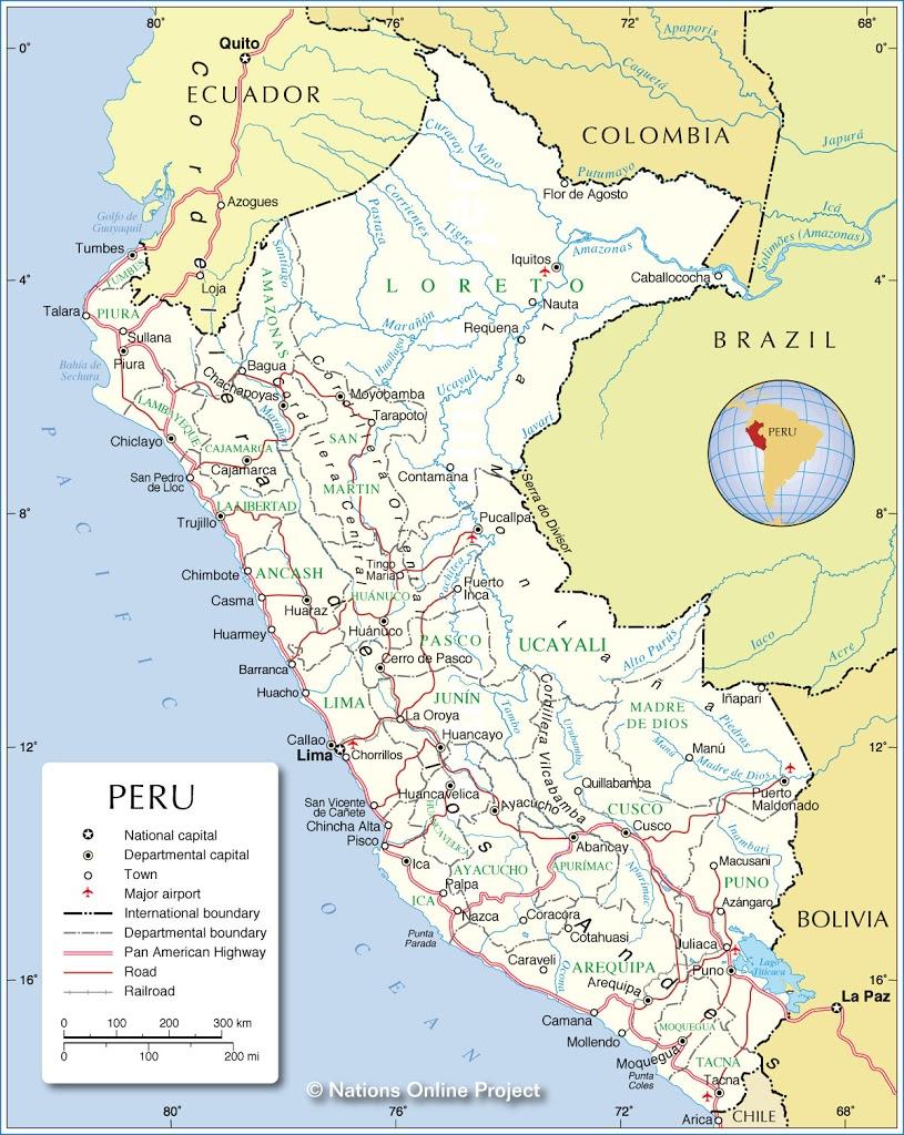 Perú, Aquí Vengo*