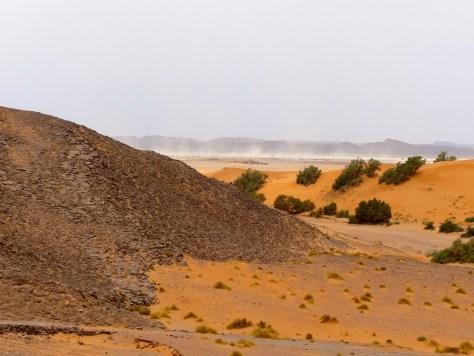 Sahara - Reg & Erg Deserts