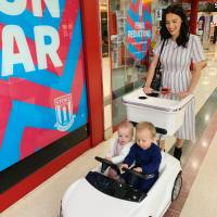 A Fun Family Day Out at Intu Potteries