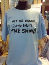 drunk show