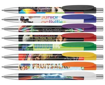 Pens - Supersaver Foto Deluxe Ball Pen