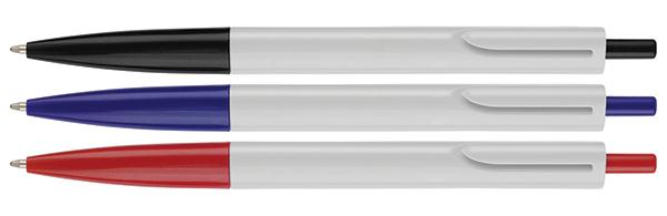 Pens - Tri-Click Ball Pen - Colours