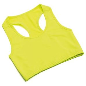 JC017 Girlie cool sports crop top