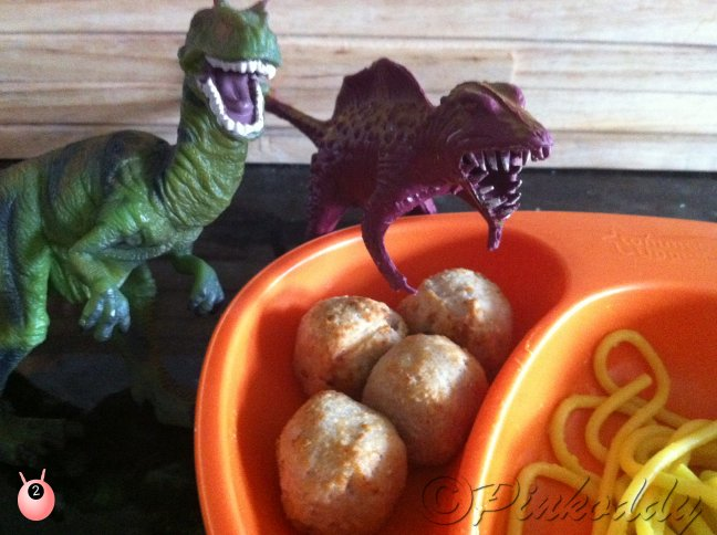 Dining with Dinosaurs #Hungry2Happy Challenge
