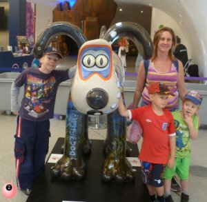 Fish Tales Gromit Unleashed