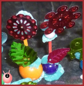 Pretend Garden flowers for Imaginative Play