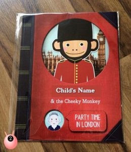 Tiny Me Party Time in London Review and Giveaway