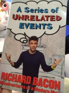 Richard Bacon A Series of unrelated events