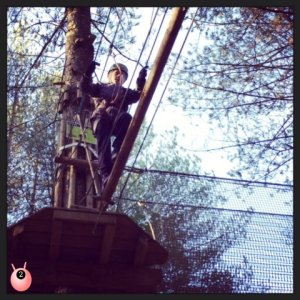 Go Ape Junior Moors Valley Review