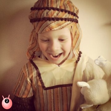 Christmas Dressing up Ideas for Children #MotivationalMonday