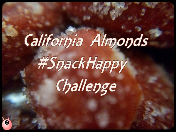 California Almonds Snack Happy