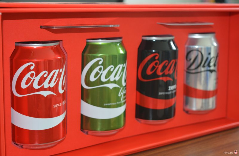 Coca Cola: Four Lifestyle Choices one Great Taste