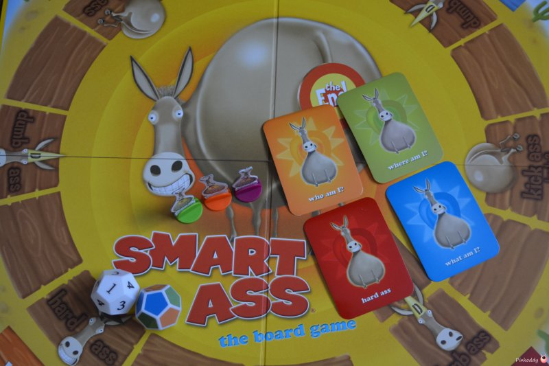 Smart Ass the Ultimate Trivia Game