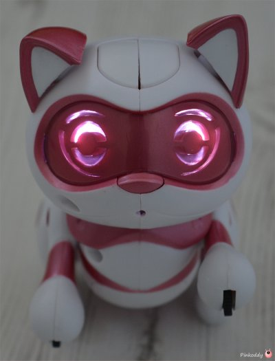Character Options Teksta Newborn Robotic Kitty