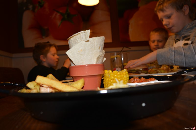 Redgrove Harvester Cheltenham New Kids Menu