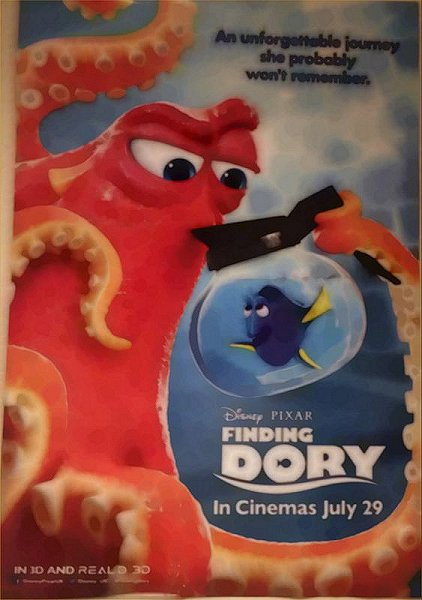 Keeping Children Moving This Summer with Finding Dory
