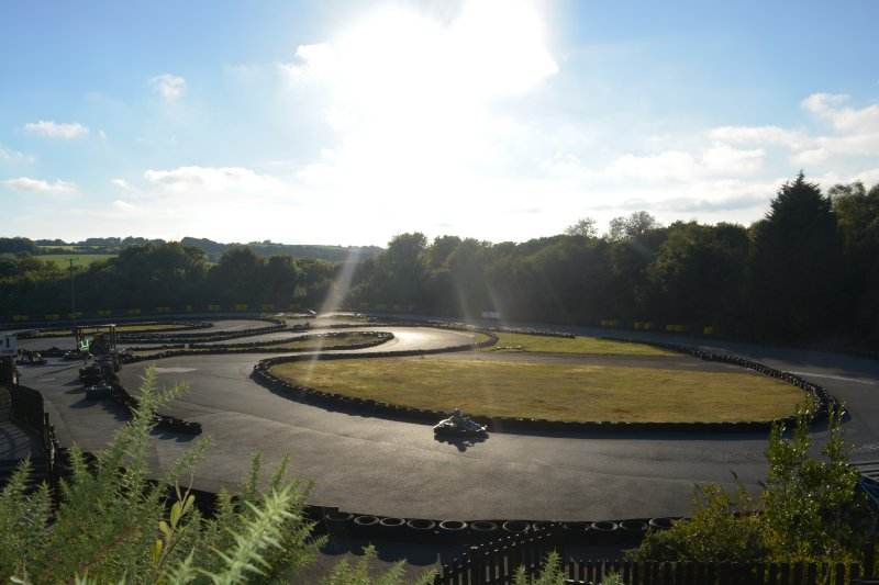 karting cornwall discount