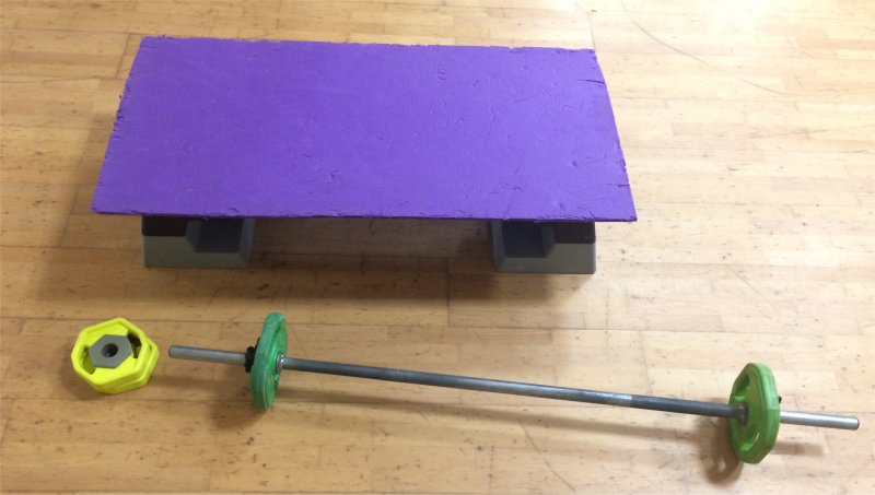 Body Pump Starting Equipment