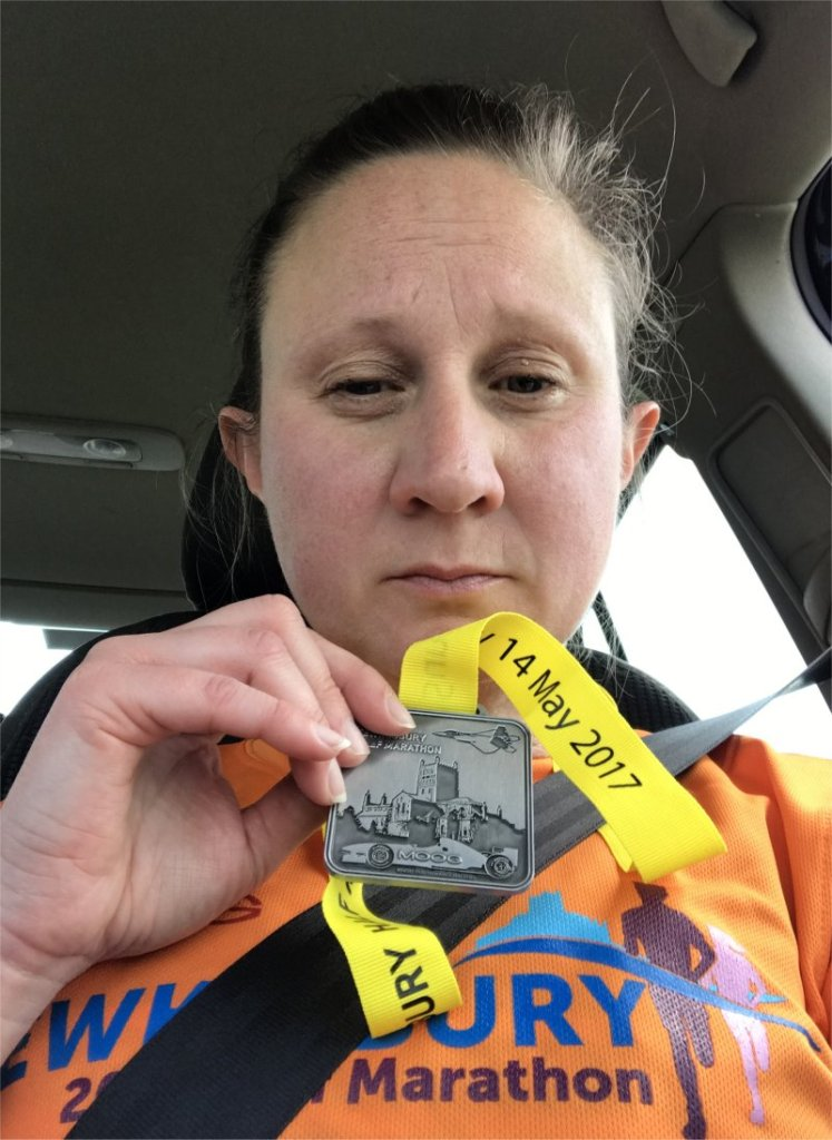 My First Half Marathon