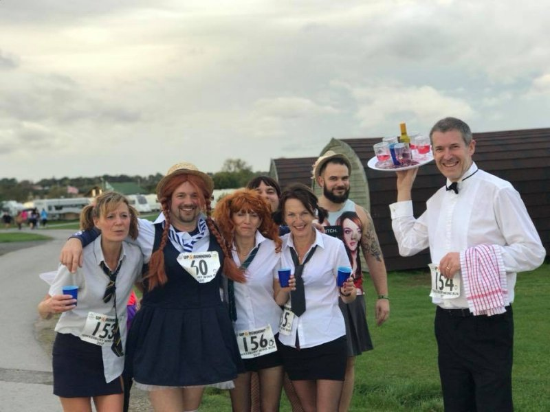 Tewkesbury Wine Run 2017