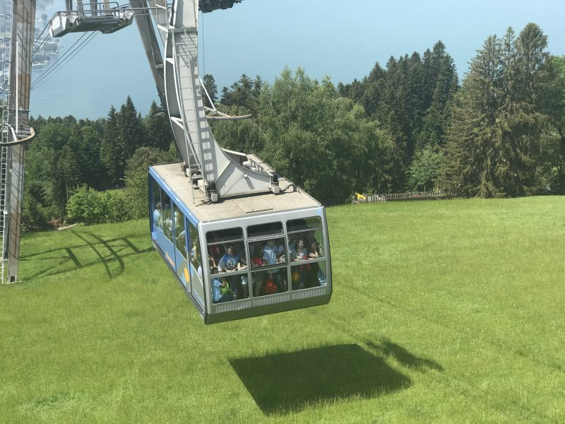 Bregenz cable car